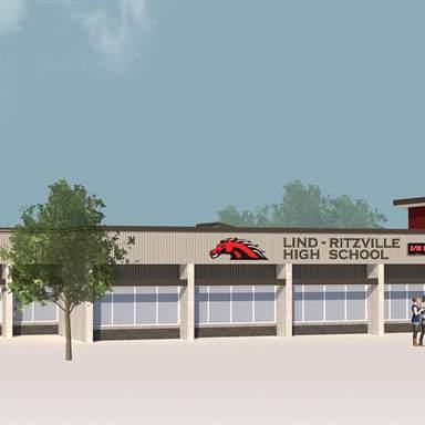 Lind-Ritzville High School Modernization project thumbnail