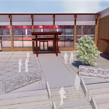 Reardan-Edwall School District k-12 Modernization project thumbnail