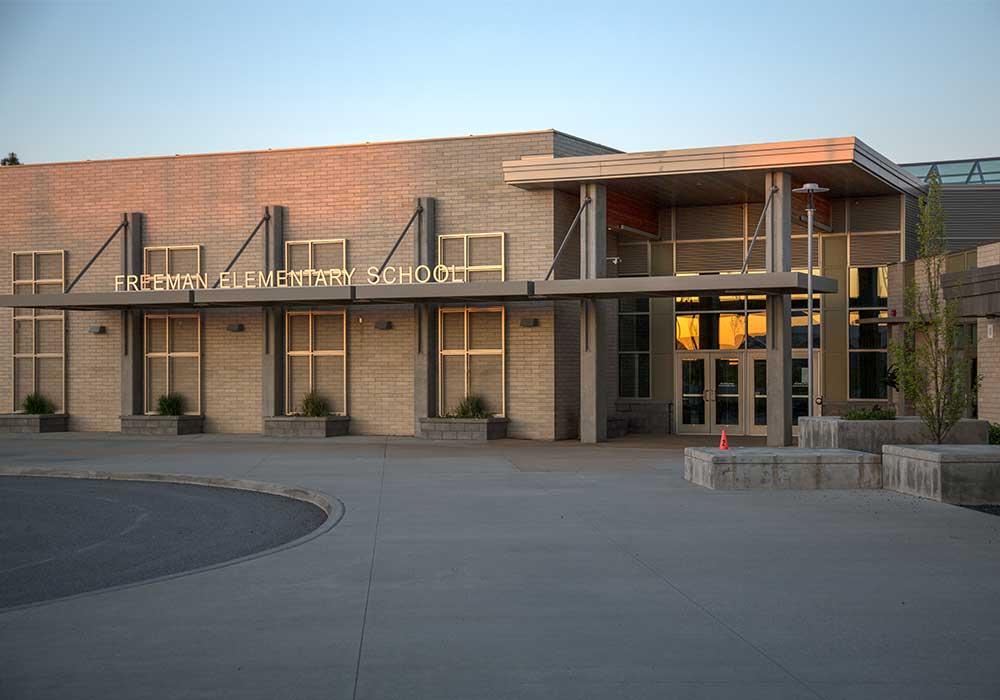 Freeman Elementary | Walker Construction