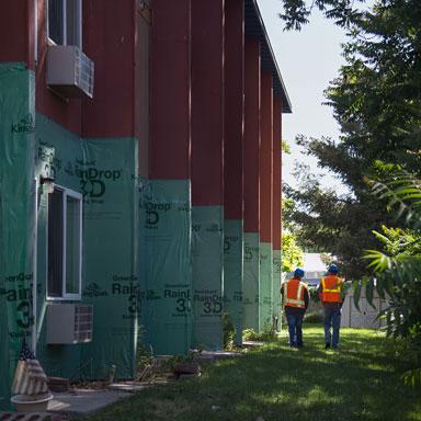 Glenn Acres Housing project thumbnail