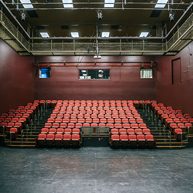Gonzaga University Magnuson Theater Renovation project thumbnail