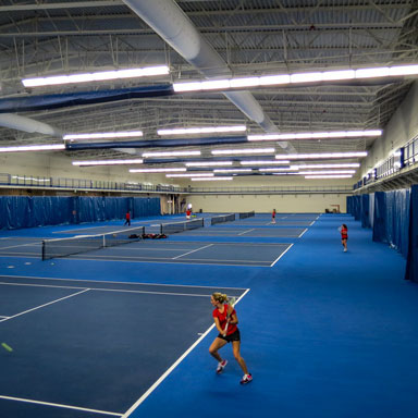 Stevens Center Golf and Tennis Facility project thumbnail