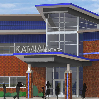 Kamiak Elementary School project thumbnail