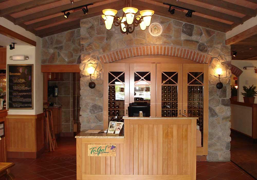 Olive Garden Restaurants Walker Construction