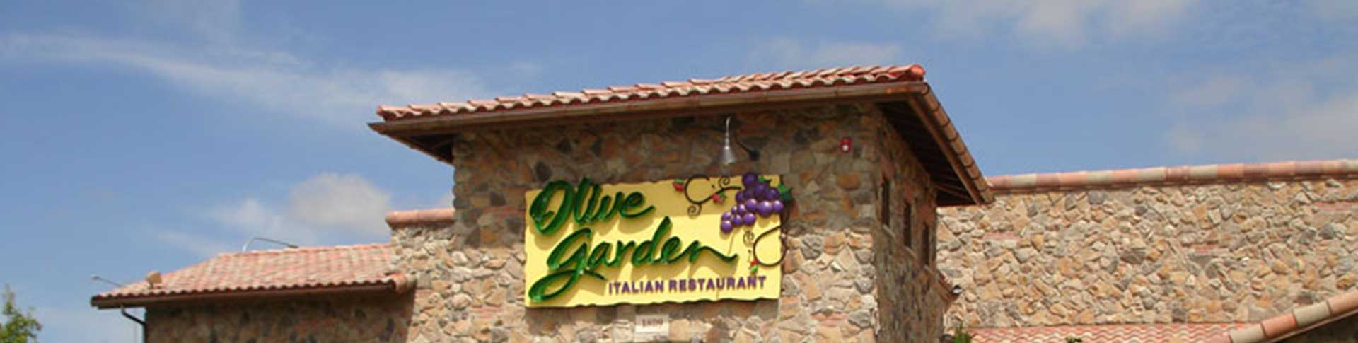 Olive Garden Restaurants | Walker Construction