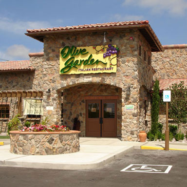 Olive Garden Restaurants project thumbnail