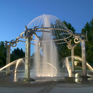 The Rotary Fountain at Riverfront Park project thumbnail