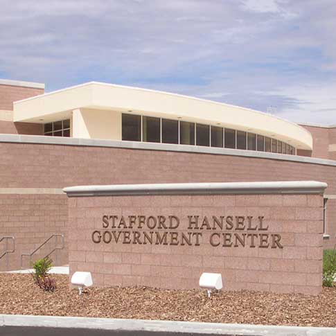 Stafford Hansell Government Center project thumbnail