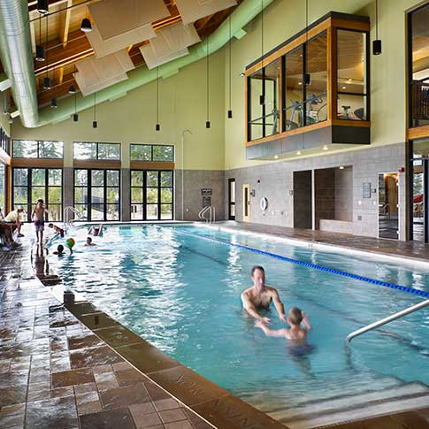 Suncadia Swim and Fitness Center project thumbnail