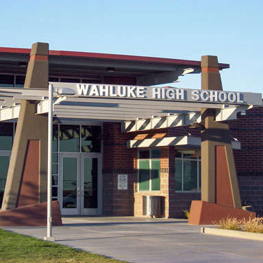 Wahluke High School project thumbnail