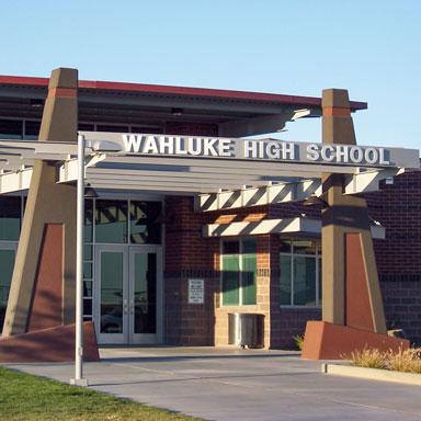 Wahluke High School project thumbnail